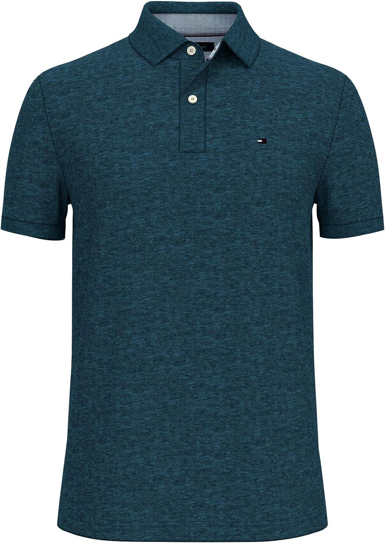 Choose SZ//color Details about  /Tommy Hilfiger Men/'s Short Sleeve Polo Shirt in Cu