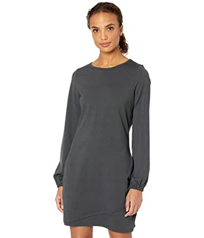Carve Designs Lenora Dress (Black/Iron) Women