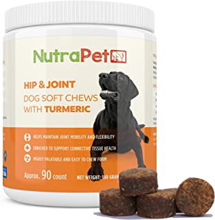 dog joint supplements with turmeric
