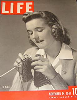 Life Magazine - November 24, 1941