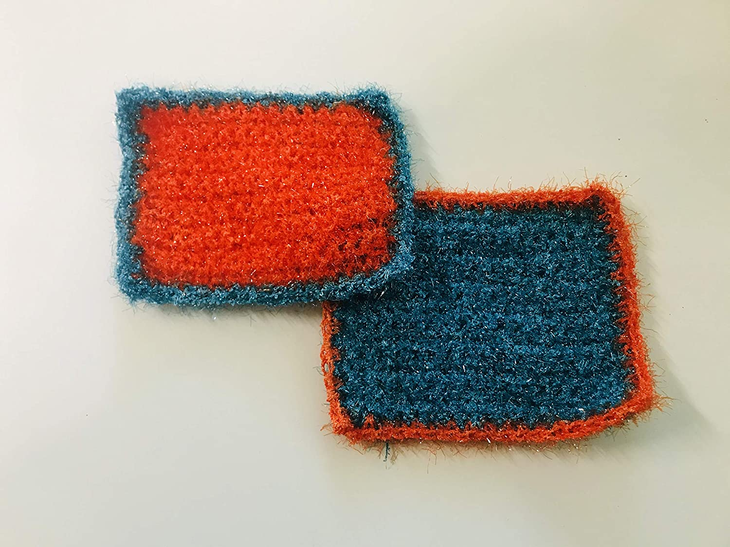 TEAM COLORS - Sparkly 100% quality warranty! set of New York Mall 2 Scrubby