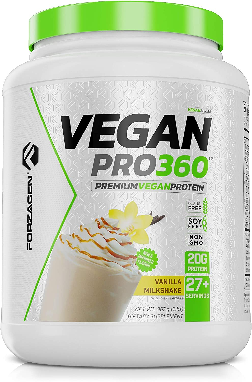 Forzagen Vegan Protein San Antonio Our shop most popular Mall Powder Organic Dairy Powde Free -
