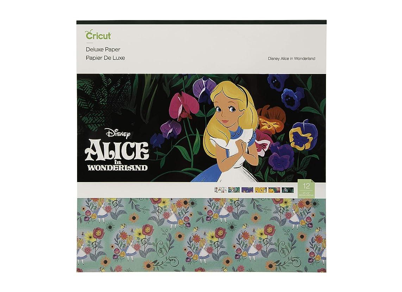 Cricut Deluxe Paper, Alice In Wonderland