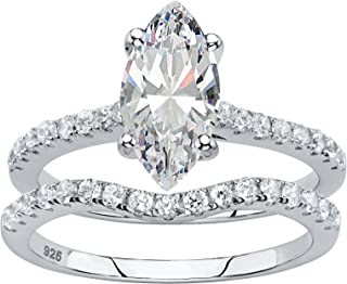 Best quality cz wedding ring sets Reviews