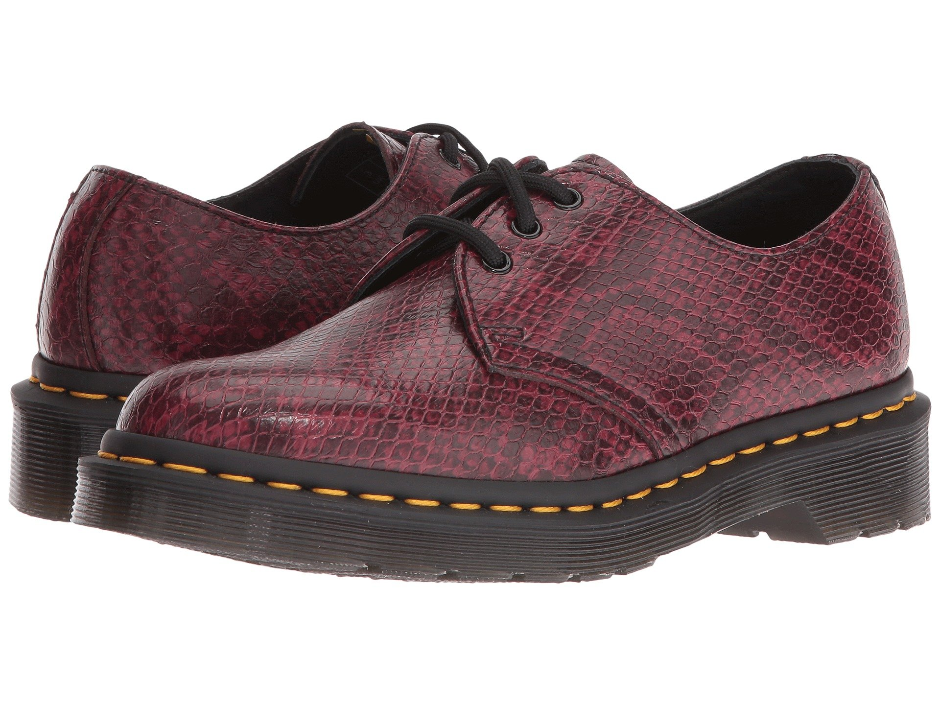 Zapato Casual para Mujer Dr. Martens 1461 Viper 3-Eye Shoe  + Dr. Martens en VeoyCompro.net