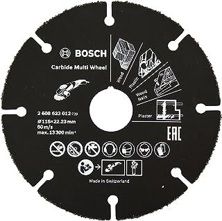 comprar comparacion Bosch Professional 2608623012 Disco multimaterial de carburo para amoladora (115 mm)