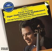 Elgar: Violin Concerto, Op.61 / Chausson: Poème, Op.25