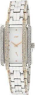JBW Mink Women's 12 Genuine Diamonds Stainless Steel Watch - J6358D