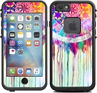Teleskins Protective Designer Vinyl Skin Decals/Stickers for Lifeproof Fre iPhone 6 / 6S Case - Dream Catcher Painting - Design - only Skins and not Case