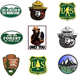 national forest stickers