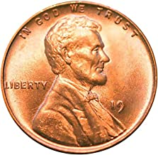 1955 S Wheat Cent 1¢ Brilliant Uncirculated