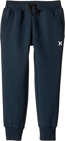Hurley Kids - Core Fleece Pants (Little Kids)