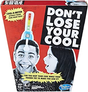 Hasbro Gaming Dont Lose Your Cool Adult Game