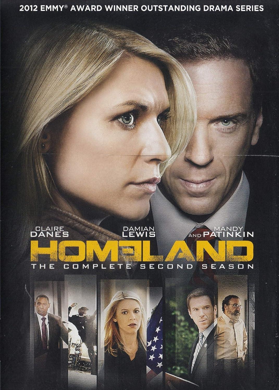 Homeland Season 20 Amazon.de DVD & Blu ray