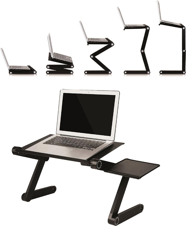 Notebook Computer Stand Denver Mall Don't miss the campaign Adjustable Laptop MacBook Desk Aluminum