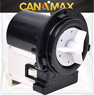 4681EA2001T Drain Pump and Motor Assembly Premium Replacement Part by Canamax - Compatible with Kenmore & LG Washers - Replaces 4681EA1007D 4681EA1007G 4681EA2001D 4681EA2001N