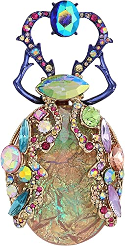 Betsey Johnson - Colorful Insect Pin