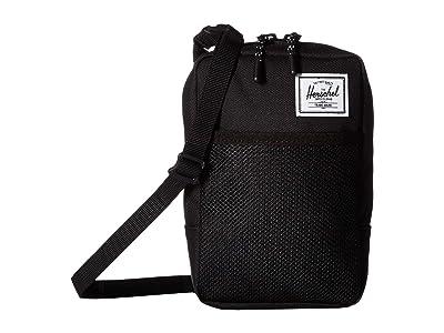Herschel Supply Co. Sinclair Large (Black) Cross Body Handbags