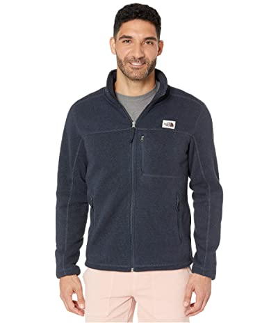 The North Face Gordon Lyons Full Zip (Urban Navy Heather) Men
