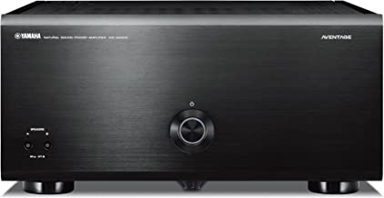 Yamaha MX-A5000BL AVENTAGE 11-Channel Power Amplifier