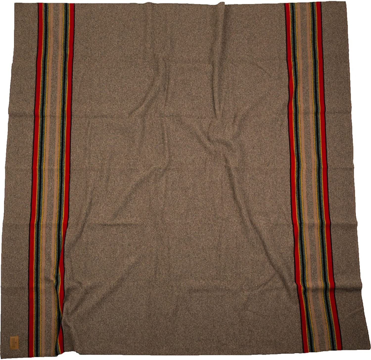 calidad auténtica Pendleton Twin Camp Camp Camp Blanket without Cocherier - Mineral Umber by Pendleton  comprar ahora