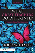 What Great Teachers Do Differently PDF