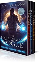 The Half-Demon Rogue: The Complete Urban Fantasy Trilogy