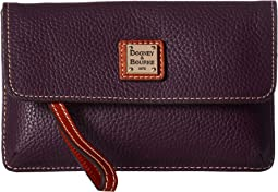 Pebble Milly Wristlet