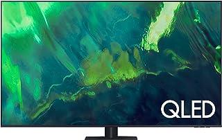 Samsung 65 Inches Q70A QLED 4K Smart TV (2021), Silver, QA65Q70AAUXZN