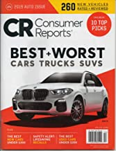 Consumer Reports 10 Top Picks of 2019: Best Cars of the Year April 2019 Cars Trucks SUV`s