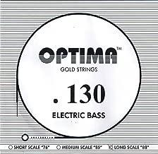 Optima/Maxima Bass Gold .130
