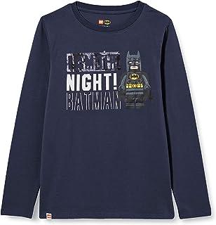 LEGO MW-Langarmshirt Wendepailletten Batman T-Shirt Fille