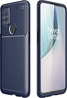 TingYR Case for OnePlus Nord N10 5G, Ultra Slim Flexible TPU Shock Absorption, Anti-Scratch, Premium Flexible Rubber Cover...