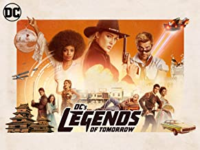DC Legends of Tomorrow: Season 5
