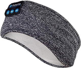 Sleep Headphones Wireless, Perytong Bluetooth Sports Headband Headphones with Ultra-Thin HD Stereo Speakers Perfect for Sl...