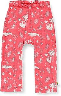 Loud + Proud Pant Allover Print Organic Cotton Pantalon Bébé Fille