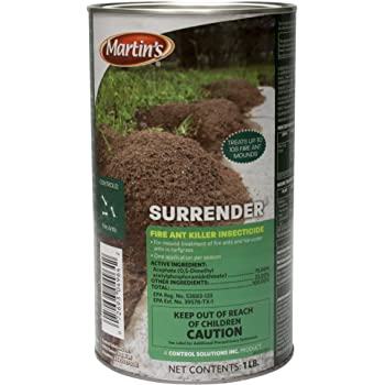 Surrender Fire Ant Killer 1 lb Can
