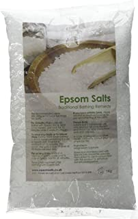 Epsom Salts -Traditional Bathing Remedy 1kg Pack
