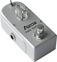 AZOR The Noise Killer Guitar Effect Pedal Noise Gate Pedal 2 Modes with True Bypass Super Mini Pedal