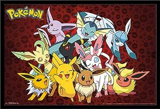 Best pokemon poster in frame Reviews