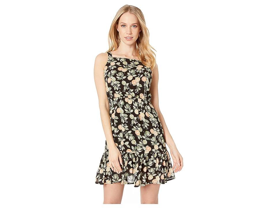 MINKPINK Valencia Frill Dress (Multi) Women