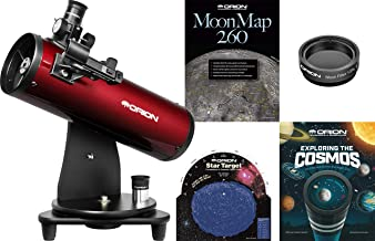 Orion SkyScanner 100mm Tabletop Reflector Telescope Kit