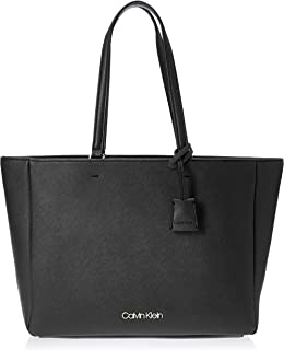 Calvin Klein Task Shopper Bag, Black