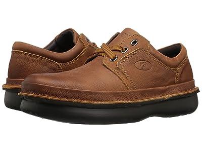 Propet Village Walker Medicare/HCPCS Code = A5500 Diabetic Shoe (Cognac) Men
