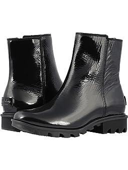 쏘렐 SOREL Phoenix Zip,Black Patent Leather