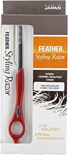 Feather Texturizing Razor Kit