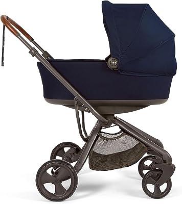 Amazon.com: De Jane, coche verde azulado + micro cuna: Baby