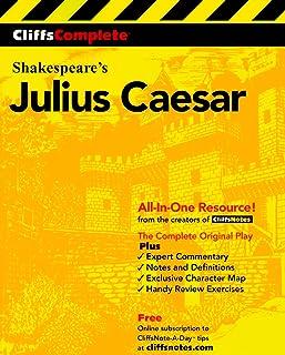 CliffsComplete Shakespeare's Julius Caesar