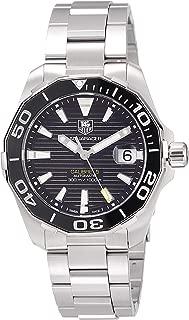 [タグ・ホイヤー] 腕時計 アクアレーサー キャリバー5 WAY211A.BA0928 メンズ 並行輸入品 シルバー