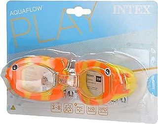 INTEX–Gafas de Buceo Infantil Fun
